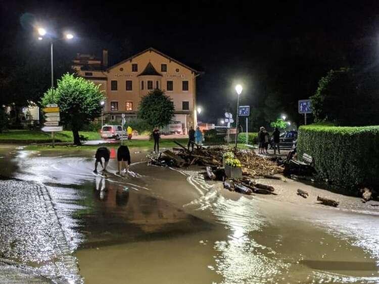 Hochwasserhilfe